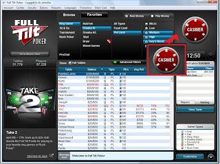 Full tilt poker deposit