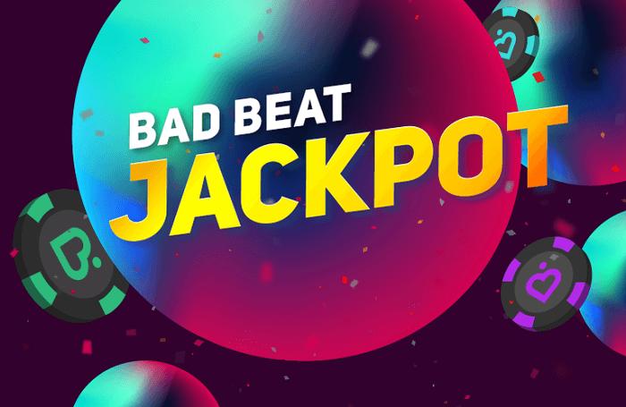 Bad-Beat Джекпот на Pokerdom